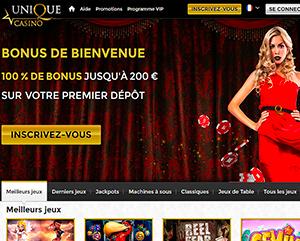 Free unique casino erfahrungen